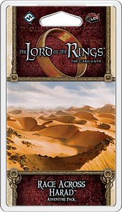 The Lord of the Rings: The Card Game - Race Across Harad