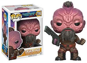 Pop! Marvel Guardians of the Galaxy 2 Vinyl Bobble-Head Taserface #206 (Vaulted)