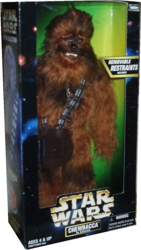 Star Wars Action Collection: Chewbacca in Chains