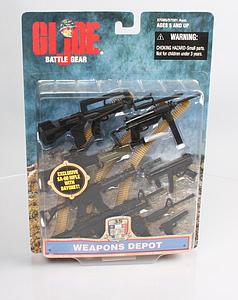 G.I. Joe Battle Gear: Weapons Depot