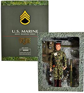 G.I. Joe Heavy Weapon Series: U.S. Marine