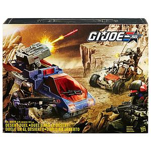 G.I. Joe 50th Anniversary: Desert Duel