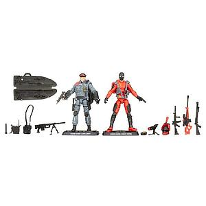 G.I. Joe 50th Anniversary Night Marksmen 2-Pack (Low-Light vs Night-Viper)