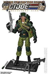 G.I. Joe Special Action Force Commando Big Ben Collector Club Exclusive