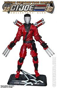 G.I. Joe Cobra Ninja Commando Cobra Slice Collector Club Exclusive
