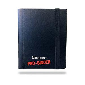 2-Pocket Pro-Binder: Black
