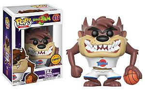 Pop! Movies Space Jam Vinyl Figure Taz (Open Mouth) #414 Chase