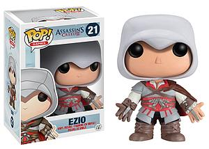 Pop! Games Assassin's Creed II Vinyl Figure Ezio #21 (Retired)