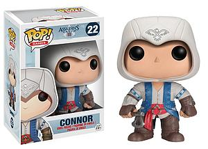 Pop! Games Assassin's Creed III Vinyl Figure Connor #22 (Retired)
