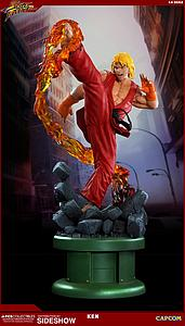 Ken Masters with Dragon Flame