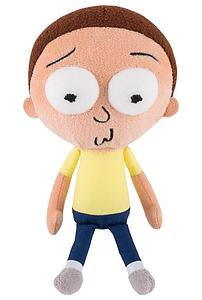 Rick and Morty Plush: Morty (Small Mouth)