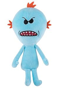 Rick and Morty Plush: Mr. Meeseeks (Mad)