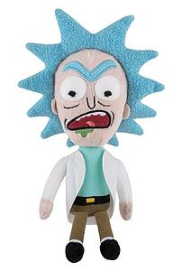 Rick and Morty Plush: Rick (Mad)