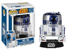 Pop! Star Wars Vinyl Bobble-Head R2-D2 #31