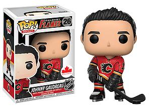 Pop! Hockey NHL Vinyl Figure Johnny Gaudreau #26 (Calgary Flames) Exclusive