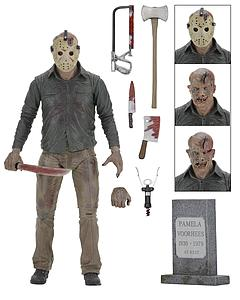 Friday The 13th Part 4 The Final Chapter: Jason Voorhees