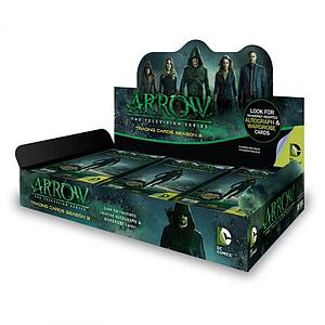 Arrow: The Television Series Trading Cards - Season 3 (Booster Pack)