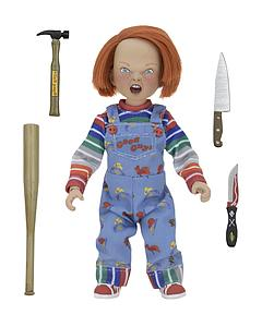 "Child's Play 5.5"" Action Figure Clothed Chucky"