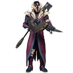 "Destiny 7"" Action Figure Kings Fall Warlock #29"