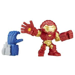 Marvel Super Hero Mashers Micro Series 2 Hulkbuster Figure