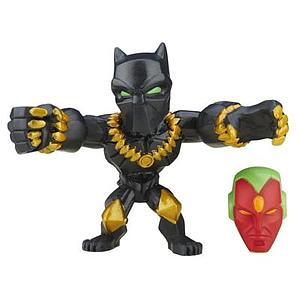 Marvel Super Hero Mashers Micro Series 2 Black Panther Figure