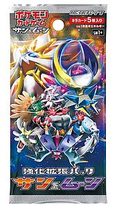Pokemon Trading Card: Sun & Moon Enhanced Expansion Booster Pack