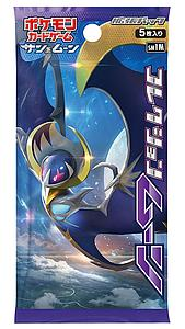 Pokemon Trading Card: Sun & Moon Japanese Booster Pack
