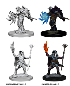 Dungeons & Dragons Nolzur's Marvelous Miniatures: Elf Wizard
