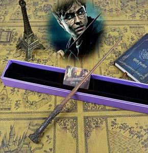 Harry Potter Prop Wand Sirius Black (New Pkg)