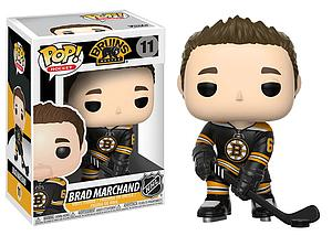 Pop! Hockey NHL Vinyl Figure Brad Marchand #11 (Boston Bruins)