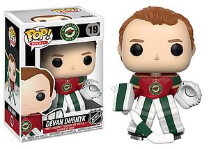 Pop! Hockey NHL Vinyl Figure Devan Dubnyk #19 (Minnesota Wild)