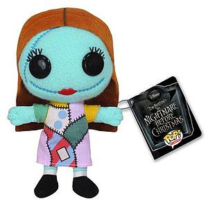Pop! Disney Series Plushies Figure: Sally (Retired)