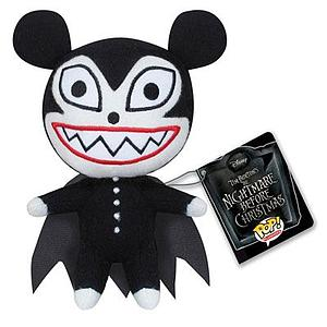 Pop! Disney Series Plushies Figure: Vampire Teddy (Retired)