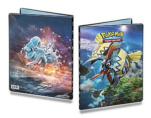 Pokemon Sun & Moon Guardians Rising 9-Pocket Portfolio