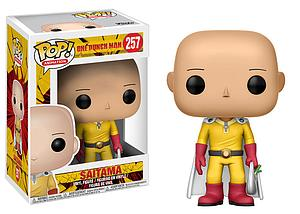 Pop! Animation One Punch Man Vinyl Figure Saitama #257