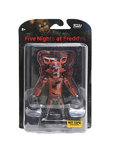 Funko Five Nights at Freddy's Foxy (Glows in the Dark) Hot Topic Exclusive