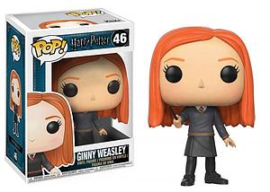 Pop! Harry Potter Vinyl Figure Ginny Weasley #46