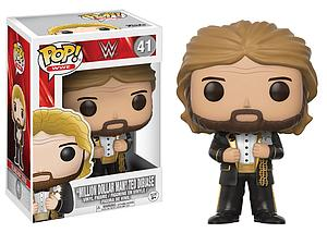 "Pop! WWE Vinyl Figure Old School ""Million Dollar Man"" Ted Dibiase #41 (Vaulted)"