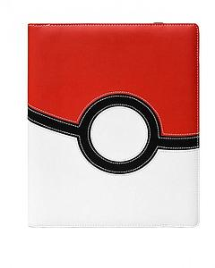 Pokemon Premium 9-Pocket Pro-Binder: Pokeball