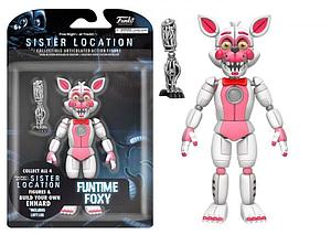 Five Nights at Freddy's - Sister Location Figure: Funtime Foxy