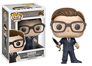 Pop! Movies Kingsman: The Secret Service Vinyl Figure Harry #462