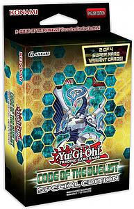 Yugioh Trading Card Game: Code of the Duelist Special Edition