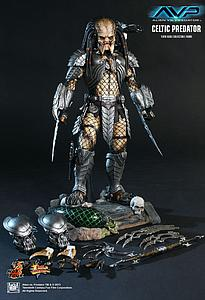AVP Alien vs. Predator (2004) 1/6 Scale Figure Celtic Predator