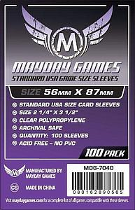 Standard USA Card Sleeves (56mm x 87mm)