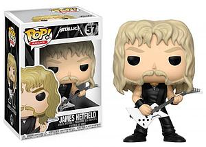 Pop! Rocks Metallica Vinyl Figure James Hetfield #57