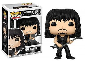 Pop! Rocks Metallica Vinyl Figure Kirk Hammett #59