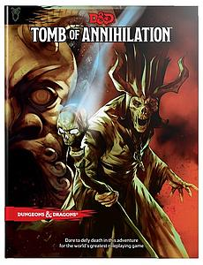 Dungeons & Dragons: Tomb of Annihilation