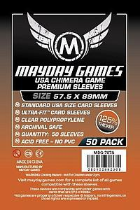 USA Chimera Card Sleeves (57.5mm x 89m)