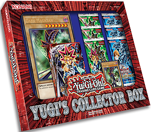 Yugioh Trading Card Game: Yugi's Collector Box