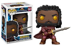 Pop! Marvel Thor: Ragnarok Vinyl Bobble-Head Heimdall #245